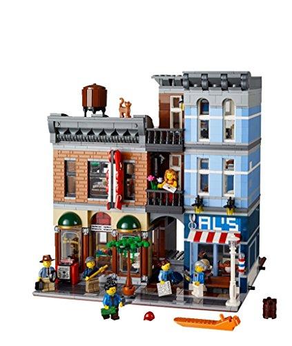 La Oficina del Detective (10246) LEGO Creator