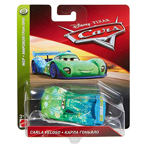 Disney/Pixar Cars Carla Veloso Diecast Vehicle by Mattel