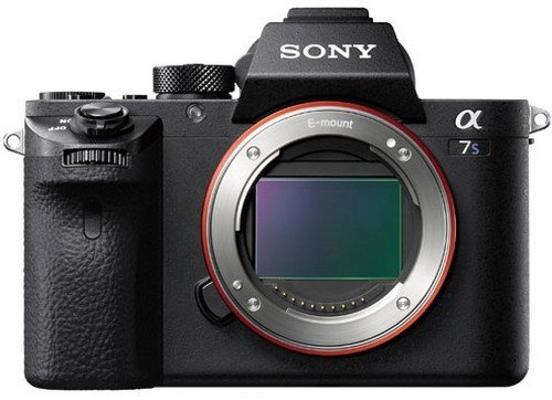 Sony Ilce-7sm2 12.2mp Camera Body (black)
