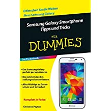 Samsung Galaxy Smartphone Tipps und Tricks für Dummies
