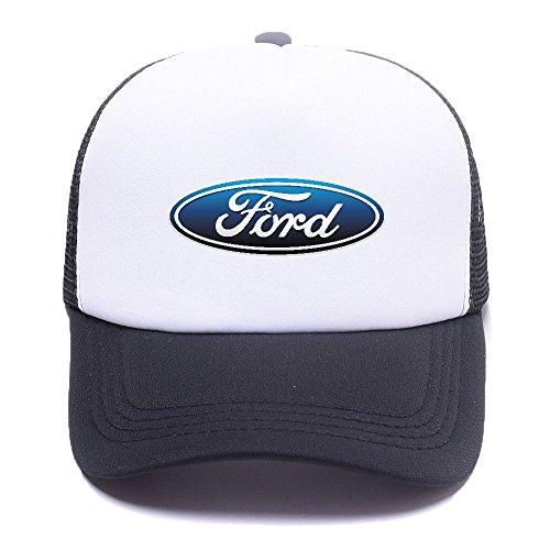 Fod Car Logo BT325R Baseball Caps Trucker Hat Mesh Cap for Men Women Boy Girl