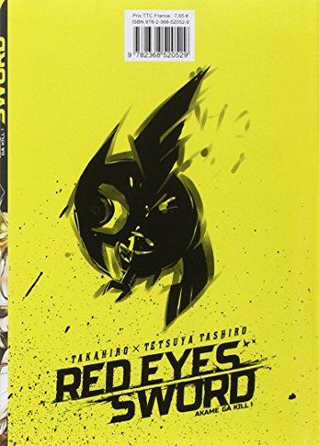 Red eyes sword - Akame ga Kill ! Vol.3