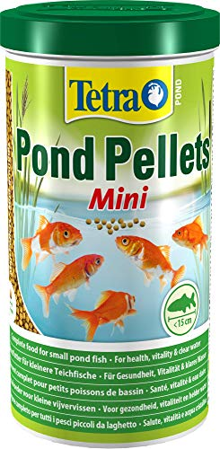 Tetra Pond Pellets Mini, 1 L