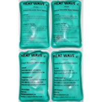 4 HEAT WAVE XT Extra Large, Extra Long Lasting Instant Reusable Hand Warmers / Heat Packs; 3x6 inch - 2 pairs... preisvergleich bei billige-tabletten.eu