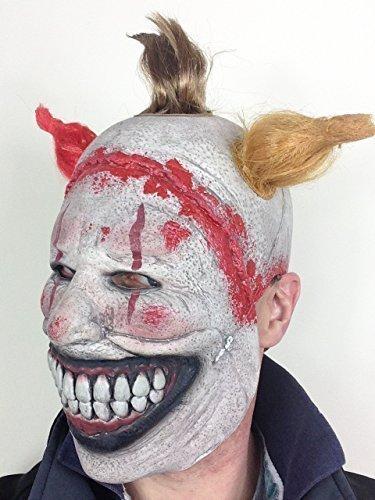 wisty The Clown Latex Maske Halloween Amerikanische Horror Story Freakshow Kult TV Serien ()