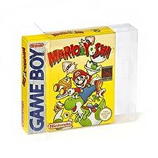 10 Gameboy Classic/Color/Advance/Virtual Boy/Neo Geo cajas/fundas protectoras para envase original BOX