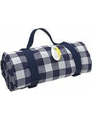 Mantel picnic azul