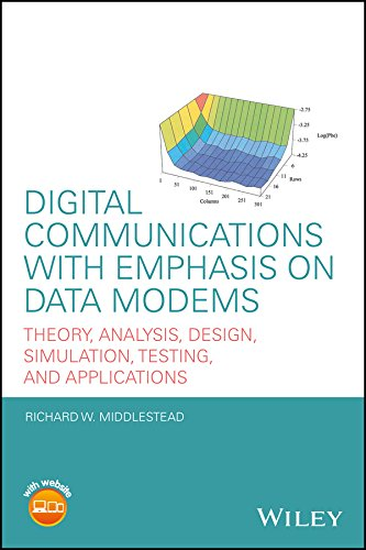 Digital Communications with Emphasis on Data Modems: Theory, Analysis, Design, Simulation, Testing, and Applications (English Edition) -
