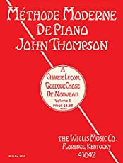 John Thompson's Modern Course for the Piano, Grade 1