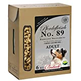 BUBECK Trockenfutter EXZELLENT No. 89 Pferdefleisch + Kartoffel für Hunde 6 kg