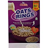 Shanti's Oats Rings, 250 Grams Combo