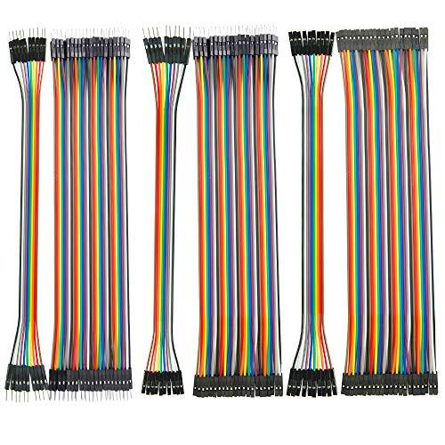 150pcs de Cable Dupont