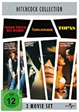 Hitchcock-Collection: Immer Ärger mit Harry / Familiengrab / Topas [3 DVDs] hier kaufen