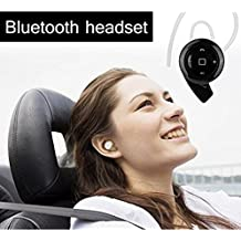 Coffs Mini A8Bluetooth V4.0auriculares estéreo inalámbrico de auriculares Headset- Negro