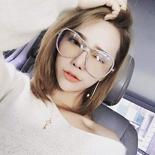 Das runde Gesicht belebt alte Bräuche weibliches rundes Gesicht von Brillengestell zusammen Stil Spiegelrahmen weibliches kurzsichtiges großes Rahmengesicht der Mode ohne das Absolute Make-u