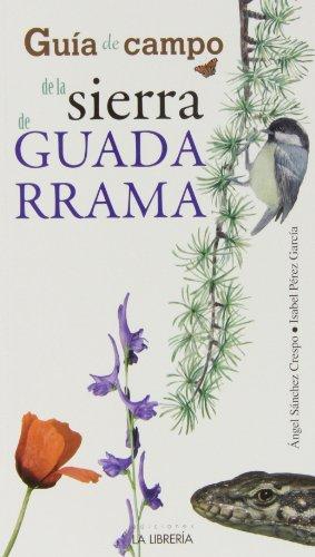 Guía de campo de la sierra de Guadarrama