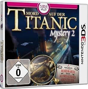 Titanic Mystery 2 - Mord auf der Titanic