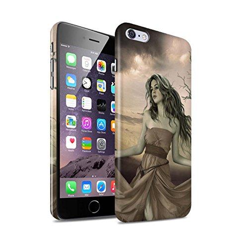 Officiel Elena Dudina Coque / Clipser Brillant Etui pour Apple iPhone 6+/Plus 5.5 / Jessica Design / Caractère Conte Fées Collection Notre Dame