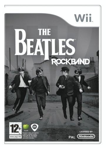 The Beatles Rock Band (Wii) [Importación inglesa]