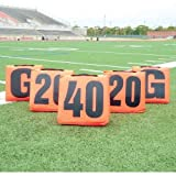 Pro Down Solid Sideline Markers Set by Pro Down