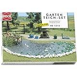 Busch 1210 - Gartenteich-Set