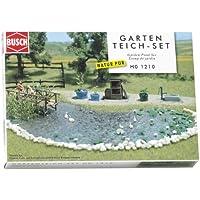 Busch Hornby France 1210 - Estanque de jardín para pista de tren