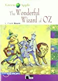 The Wonderful Wizard Of Oz+cd-rom (Black Cat. Green Apple)
