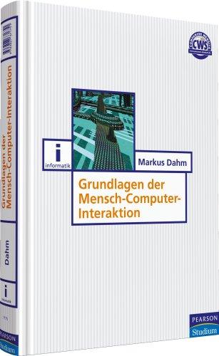 Grundlagen der Mensch-Computer-Interaktion Mensch-computer