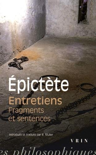 Entretiens : Fragments ; Sentences