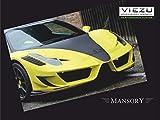 Mansory 458anteriore Body styling kit