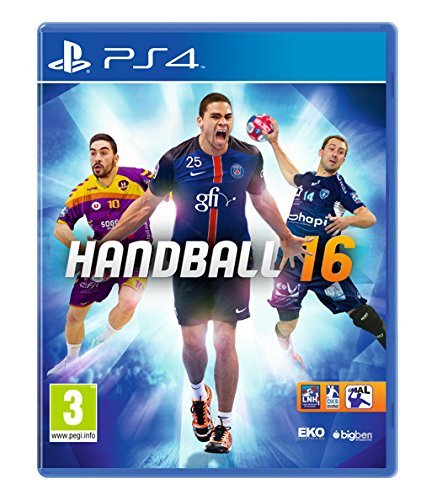 IHF Handball Challenge 16 (PS4) by BigBen Interactive