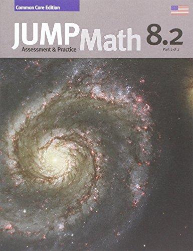 Jump Math CC AP Book 8.2: Common Core Edition por John Mighton
