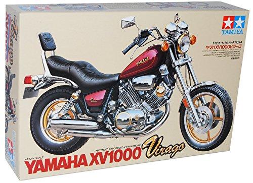 Yamaha Xv1000 Xv 1000 Virago 14044 Bausatz Kit 1/12 Tamiya Modellmotorrad Modell Motorrad