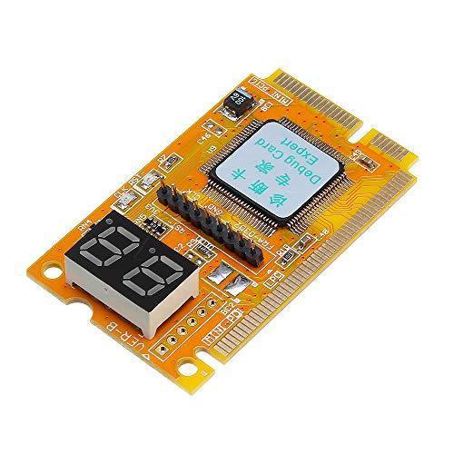 LaDicha 3 Stücke 3 In 1 Mini Pci/Pci-E Karte Lpc Pc Laptop Analyzer Tester Modul Diagnose Post Test Card Board