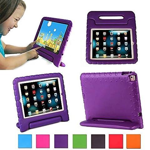 iPad Air 2 Coque, DeeMall Multi Function Child/Shock Proof Kids