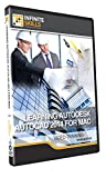 Learning Autodesk AutoCAD 2014 For Mac & AutoCAD LT for Mac - Training DVD
