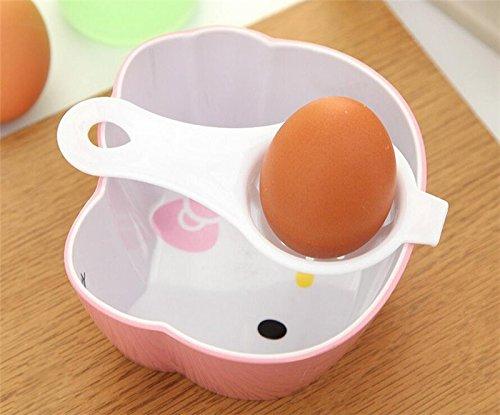 JUNGEN Eigelbtrenner DIY Eigelb Separator Küchenhelfer Eiertrenner Eier trennen Trenner Ei weiß Eggwhite - 4