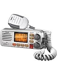 Uniden um380Support fixe Radio VHF/Marin 2voies Blanc