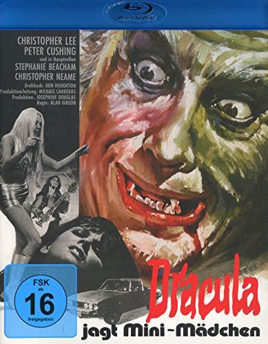 Dracula jagt Mini Mädchen - Hammer Edition Nr. 22 - Limitierte Auflage [Blu-ray]