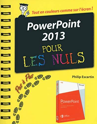 PowerPoint 2013 Pas à Pas pour les Nuls