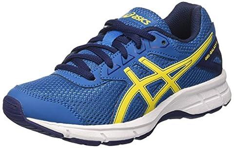 Asics Gel-Galaxy 9 Gs, Chaussures de Running Compétition Garçon, Multicolore