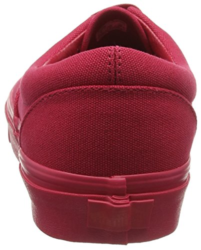 Vans Era, Baskets Basses Mixte Adulte Rouge (gold Mono/Crimson)