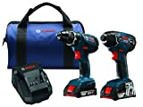 Bosch Power Tool Combo Kits Review and Comparison