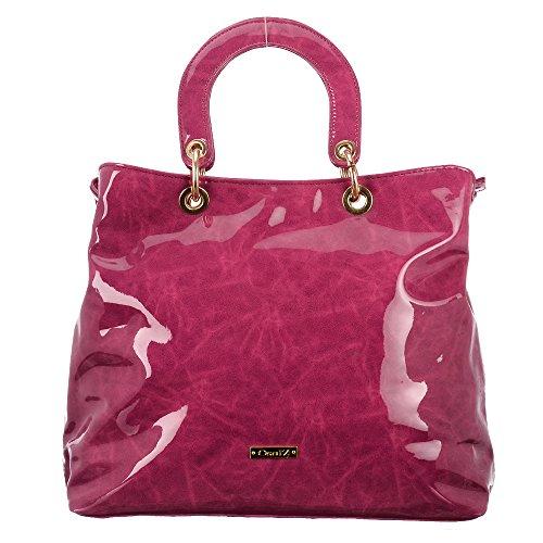 Osaiz Women's Handbag Pink (1PI565OSN)