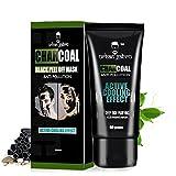 #8: UrbanGabru CharCoal Peel Off Mask | Deep skin cleansing Mask 60gm