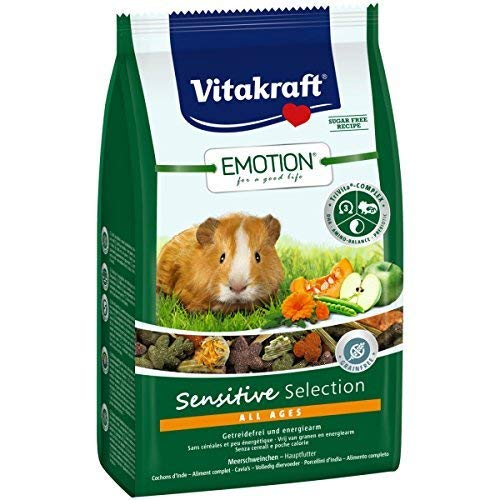 Vitakraft Emotion Sensitive All Ages, Meerschweinchen - 600g