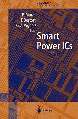 Preisvergleich Produktbild Smart Power ICs: Technologies and Applications (Springer Series in Advanced Microelectronics,  Band 6)