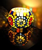 #3: Lalhaveli Vintage Home Decorative Votive Tea Light Candle Holder 3 Inches