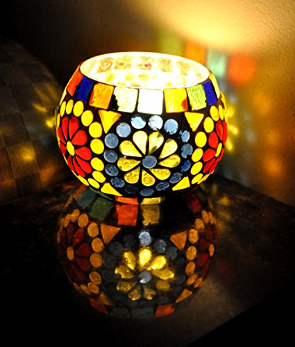 Vintage Home Decorative Votive Tea Light Candle Holder 3 Inches