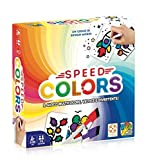 DV Giochi- Speed Colors-Il Giodo di Carte Multicolore in Italiano, DVG9345